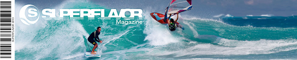 SUPERFLAVOR SURF MAGAZINE