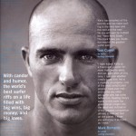 "Kelly Slater Biographie ""For the love"""