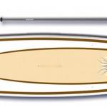 mistral pacifico 150x150 Mistral startet mit neuen SUP Boards in die Saison 2011