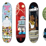 Créme Skateboards – The Style Network