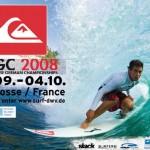 Deutsche WM im Wellenreiten 2008 in Seignosse