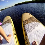 Naish Nalu SUP 11.6 Epoxy Wood Review & SUP Test