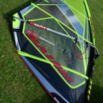 Naish Force 5,0 Windsurf Segel im Test