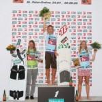 Course Racing Finale Männer und Frauen Kitesurf Worldcup St. Peter-Ording