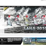 Neue 2010er Wave bis Freeride Segel von Gaastra online