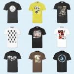 Volcom T-Shirts 2009 – limitierter Streetwear Style