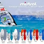 Mistral Website mit neuer Boardpalette online