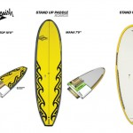 Neue Naish SUP Boards in der Mana Series