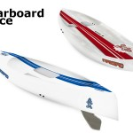 Starboard Race SUPs 2010