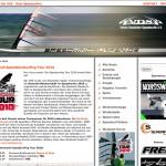 Neue Website: Verein Deutscher Speedsurfer