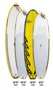 Naish Mana 2010 Sup Series