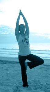 Yoga und Surf