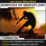 Bedroom or Dancefloor Video Premieren-Tour