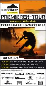 bedroom or dance