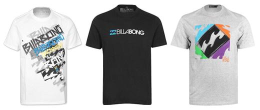 Billabong_Sommer_2010_T-Shirts