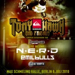 THE TONY HAWK & FRIENDS SHOW 2010 in Berlin