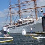 Jever German SUP Tour – Kiel