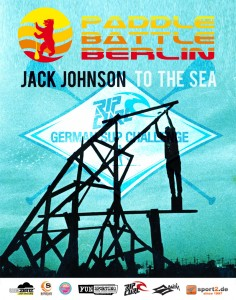 JackJohnson paddle battle berlin