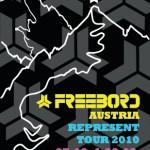 FREEBORD REPRESENT TOUR 2010