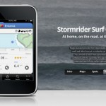 Der Stormrider Surf Guide fürs iPhone