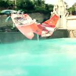 Dany Bruch im Water Kingdom Siam Park