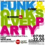 Quiksilver Funk Party auf der ISPO 2011