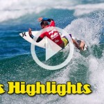 Billabong ASP World Junior Championships – Tag 1