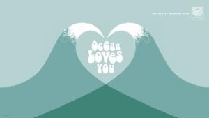 ocean loves you