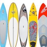 SUP Board Marktübersicht 2011