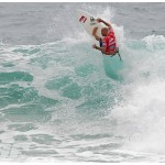 Kelly Slater beim Quiksilver Pro Gold Coast
