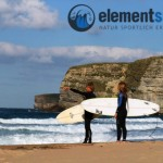 Element Surf Camp in Nord Spanien
