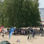 SUP Tests und Demos auf der Globeboot in Berlin