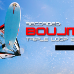 Video von Starboards Boujmaa's Triple Loop Wipe Out auf Maui
