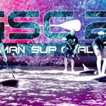 German SUP Challenge Race No1 in Berlin