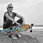 Sonni Hönscheid designed Skate Longboard