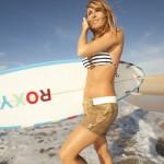 Lederhosen Boardshort jetzt auch für Girls und Kids