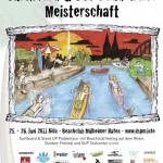 Deutsche Surfboard und SUP Paddle Meisterschaft in Köln