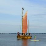 Mit dem SUP um Hiddensee – Ein Sommererlebnis