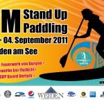 Erste österreichische Meisterschaften im Stand Up Paddling am Neusiedler See