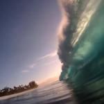 GoPro Shorebreak Action