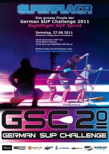 nightflight sup sprint gsc finale 2011