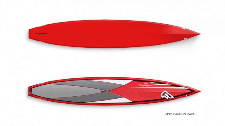 fanatic sup fly race carbon