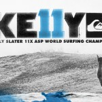 Kelly Slater holt 11. ASP-Weltmeistertitel