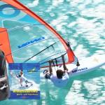 Lernen mit dem VDWS – Windsurfing Work- und Stylebook zu gewinnen