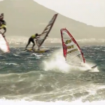 Unreal Windsurf Action
