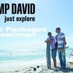 Camp David Style Packages zu gewinnen