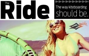 naish kite ride 2012