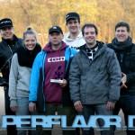 Glänzender SUP Saisonauftakt fürs Superflavor SUP Team