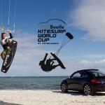 Volkswagen unterstützt den Kitesurf World Cup in St. Peter-Ording