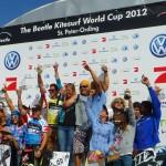 Spannender Finaltag beim Beetle Kitesurf World Cup 2012